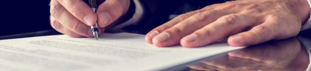 Порядок оформления доверенности на заключение договора