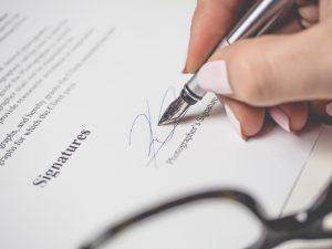 Кто и на кого может выписывать доверенность на право подписи