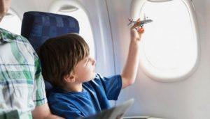 Если ребенок путешествует с одним из родителей