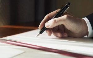 Правила оформления доверенности в ФСС